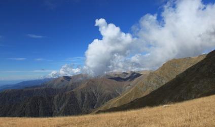 3 days hike